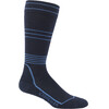 Icebreaker M's Ski+ Light Compression Over The Calf Socks Admiral/Pelorus